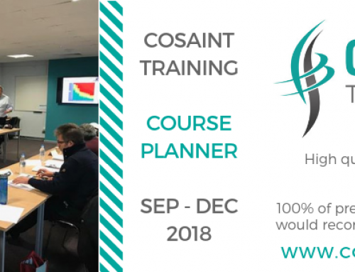 Cosaint Training October, November & December Course Planner